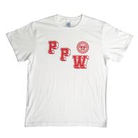 【ハットリオリジナル】PPW college (WHITE)