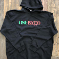 【TAPPOI ORIGINAL BRAND】ONE BLOOD REGULAR  HOOD PARKA (BLACK)