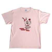 【ハットリオリジナル】ROSEY RABBIT (LIGHT PINK)
