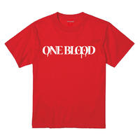【TAPPOI ORIGINAL BRAND】ONE BLOOD REGULAR TEE(RED)
