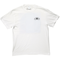 【X.I.R.A.】Rave Against the Machines TEE (WHITE)