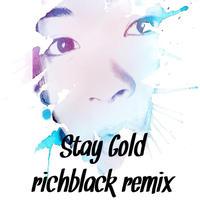 【FREE】richblack『 Stay Gold』