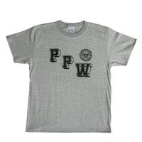 【ハットリオリジナル】PPW college (MIX GRAY)