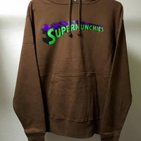 SUPER MUNCHIES HOOD PARKA(BROWN)