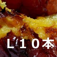 【しばらく入荷予定なし】超蜜やきいも(冷凍)★Lサイズ★ 10本