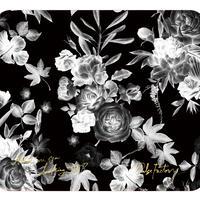 手帳型花柄スマホケース