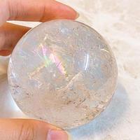 虹入り水晶C
