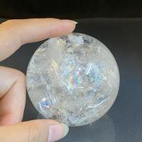 虹入り水晶D