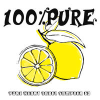 100% PURE/PURE HEART LABEL SAMPLER CD