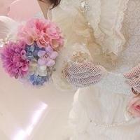 WEDDINGブーケ
