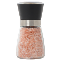 ヒマラヤ岩塩ピンクミル付200g入り
