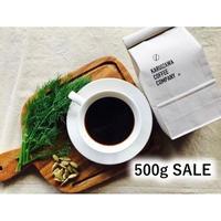 【シングルオリジン】パプア・ニューギニア シグリ農園 深煎り 500g