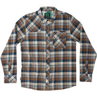 HIPPY TREE GORMAN FLANNEL Natural