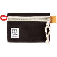 TOPO DESIGNS ACCESSORY BAG-MICRO Black
