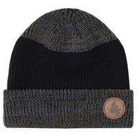 HIPPY TREE DAKOTA BEANIE Black