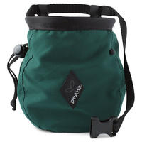 PRANA CHALK BAG with BELT Spruce
