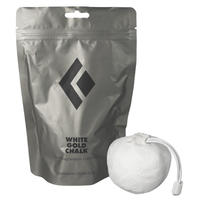 BLACK DIAMOND REFILLABLE WHITE GOLD CHALK BALL