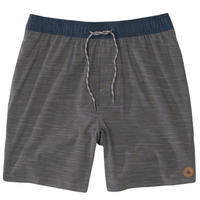 HIPPY TREEMEAD HYBRID SHORT Charcoal