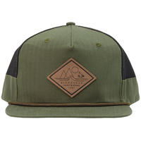 HIPPY TREE PARAGON HAT Army