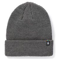 SMART WOOL CANTAR BEANIE Mideum Grey Heather
