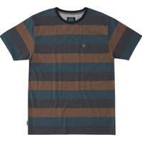 HIPPY TREE ELMORE TEE Heather Rust