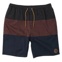 HIPPY TREE SLOPER SHORT Rust
