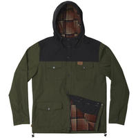 HIPPY TREE SANTOS JACKET Army