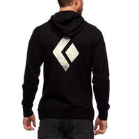 BLACK DIAMOND CHALKED UP FULL ZIP HOODY Black