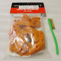 METOLIUS SCREW ON HAND HOLDS Natural