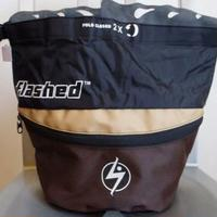 FASHED TOOL CHALK BAG Beige/Brown
