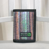 HIPPY TREE REDWOOD WALLET Forest