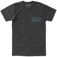 HIPPY TREE HIGLAND TEE Heather Charcoal