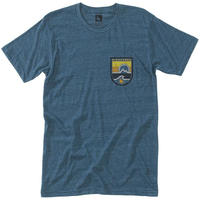 HIPPY TREE SEASTRIPE TEE Heather Navy