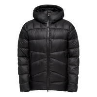 BLACK DIAMOND VISION DOWN PARKA Black