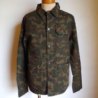 HIPPY TREE ALE JACKET Camouflage
