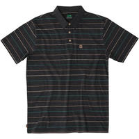 HIPPY TREE CULVER POLO Heather Black