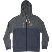 HIPPY TREE LOMPOC HOODY Heather Navy