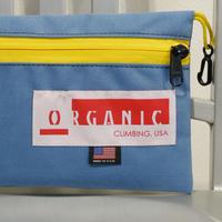 ORGANIC CLIMBING Big Diffy Bag Sax x Yellow