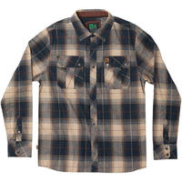 HIPPY TREE MESQUITE FLANNEL Tan