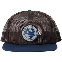 HIPPY TREE TACOMA HAT BROWN