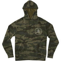 HIPPY TREE SHOOTER HOODY Camo