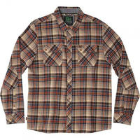 HIPPY TREE LOBOS FLANNEL Tan