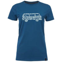 BLACK DIAMOND VANTASTIC TEE WOMENS Night Sky