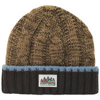 HIPPY TREE BALTIC BEANIE Brown