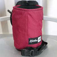 METOLIUS YOSEMITE CHALK BAG Purple Red