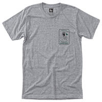 HIPPY TREE NATURALIST ECO TEE Heather Grey