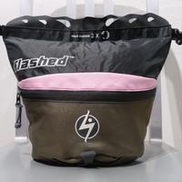 FASHED TOOL CHALK BAG Pink/Brown