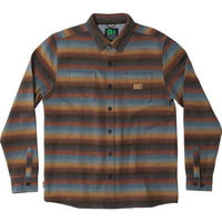 HIPPY TREE CHATSWORTH BURLY SHIRT Brown