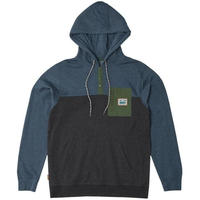 HIPPY TREE JIMMY WEBB SERIES CHATTANOOGA HOODY Blue