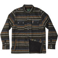 HIPPY TREE CARPINTERIA JACKET Chocolate